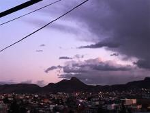 Already vulnerable migrants in Juarez endangered by COVID-19 pandemic skyline